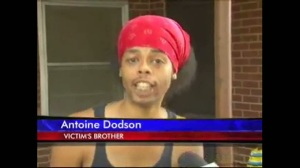 """You are so DUMB. Hide ya kids, hide ya wives, and hide ya husbands...cuz their rapin everyone out there!"" Thanks, Antoine."
